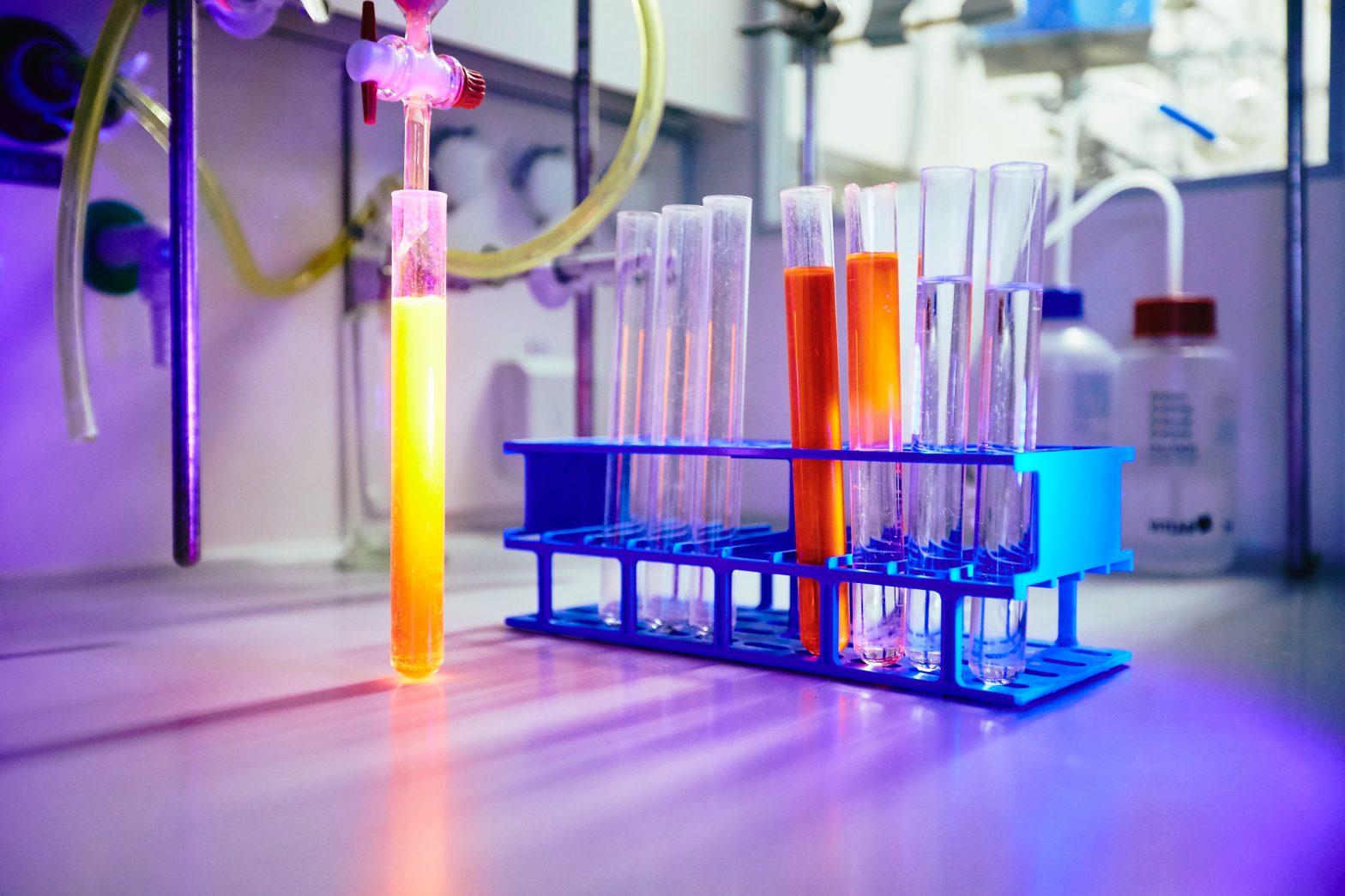 Materials Science laboratory