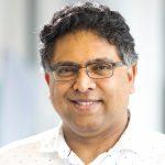 Portrait photograph Prof. Dr. Prasad Shastri