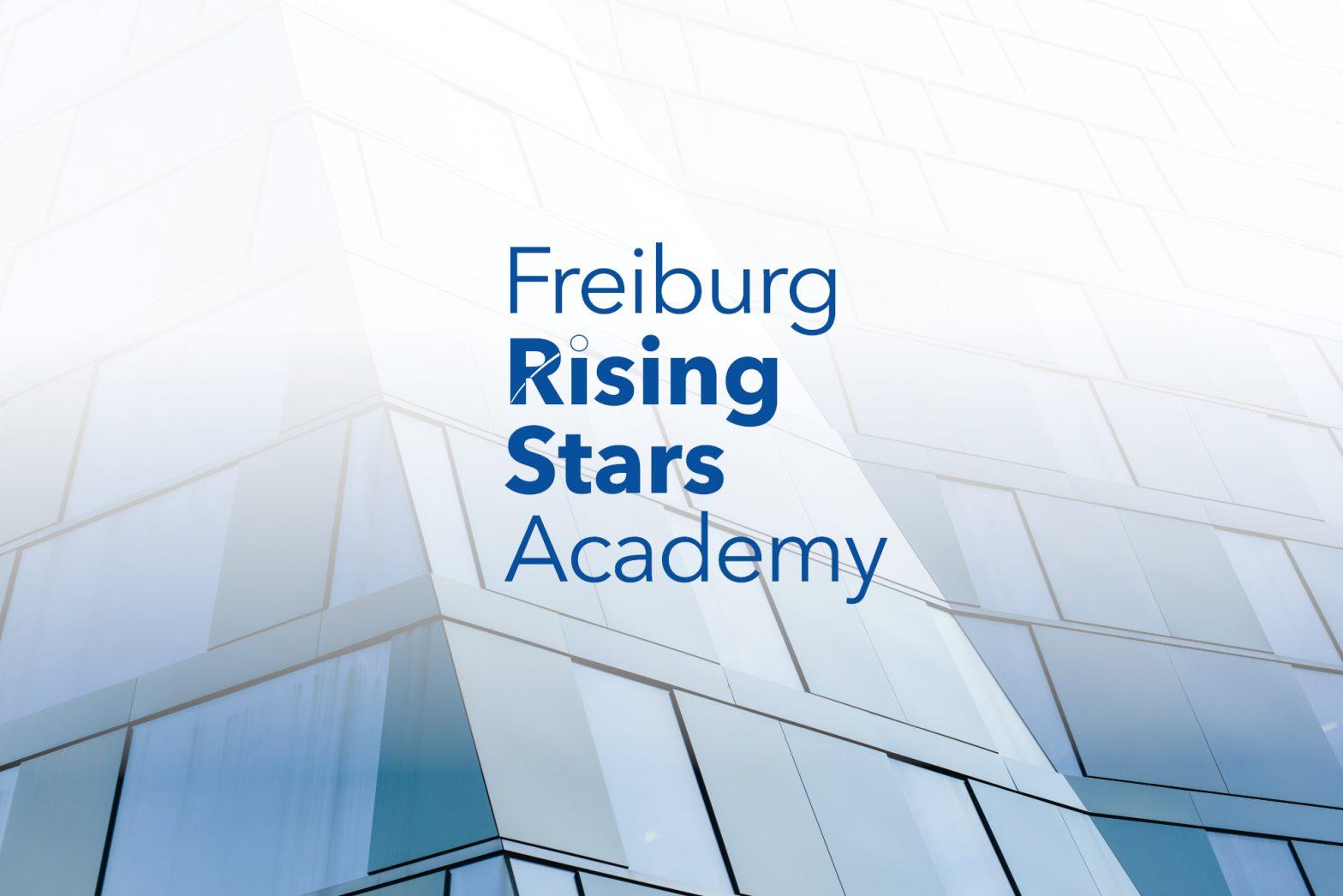 Header Logo, Freiburg Rising Stars Academy