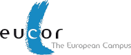 Logo Eucor – The european campus