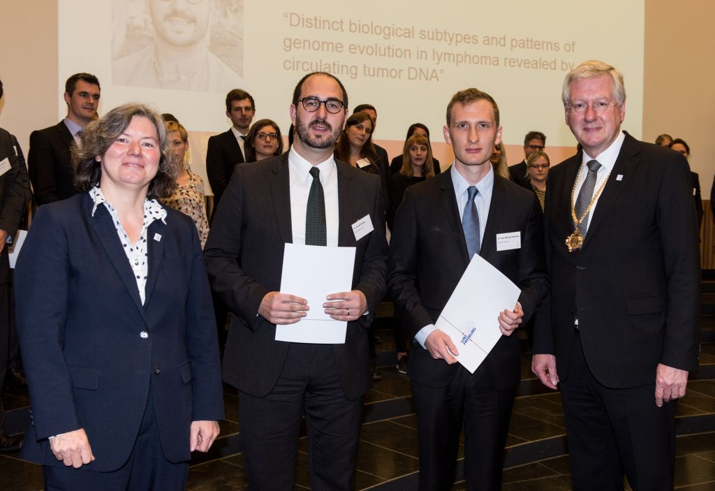 Freiburg prizes for the promotion of young talents 2017