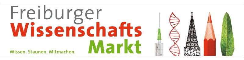 Freiburger Wissenschaftsmarkt