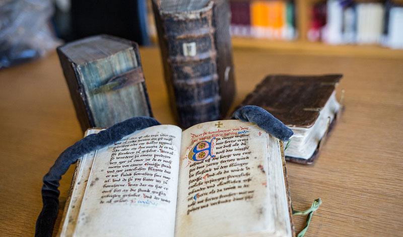 Mittelalterliche Gebetbücher