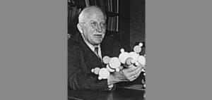 Hermann Staudinger-card
