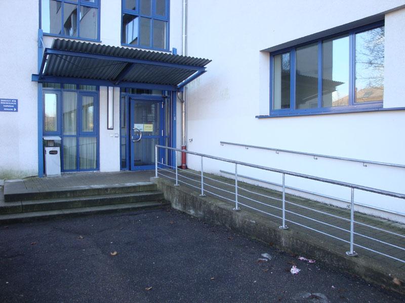 Eingang Engelbergerstr. 41