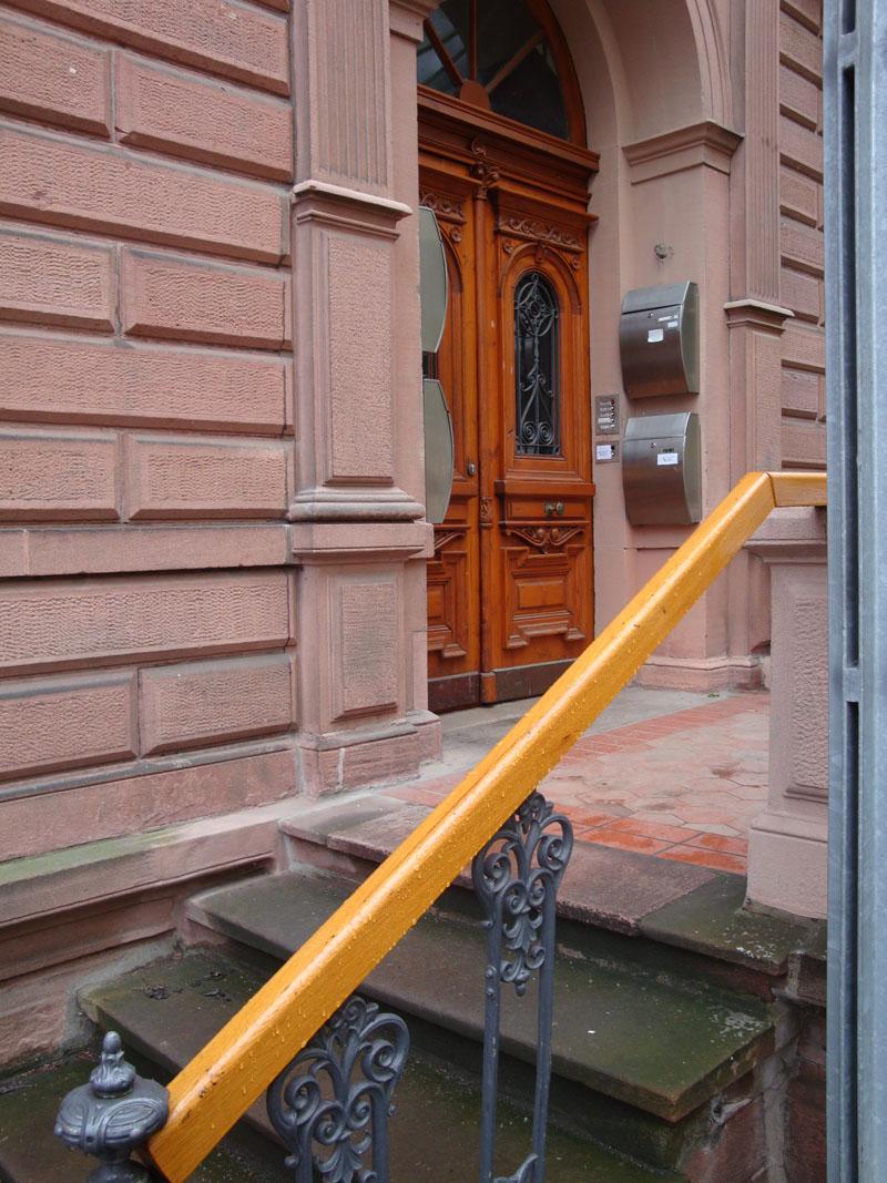 Eingang Werthmannstr. 16