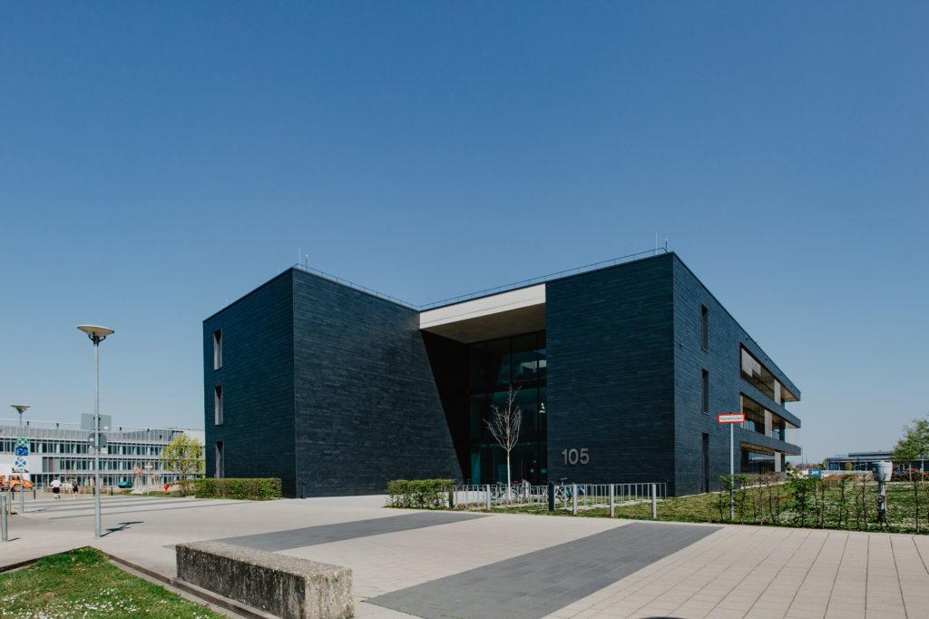 Gebäude FIT / livMats