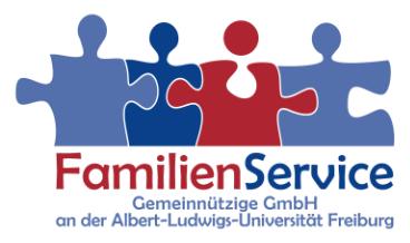 Logo der Familienservice gGmbH